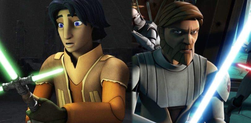 Lucasfilm podría estar preparando ya la sucesora de Star Wars Rebels