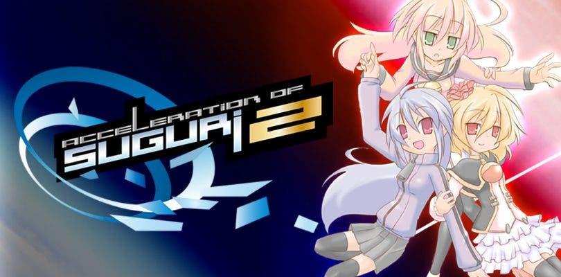 El shoot 'em up Acceleration of Suguri 2 ya tiene fecha de lanzamiento
