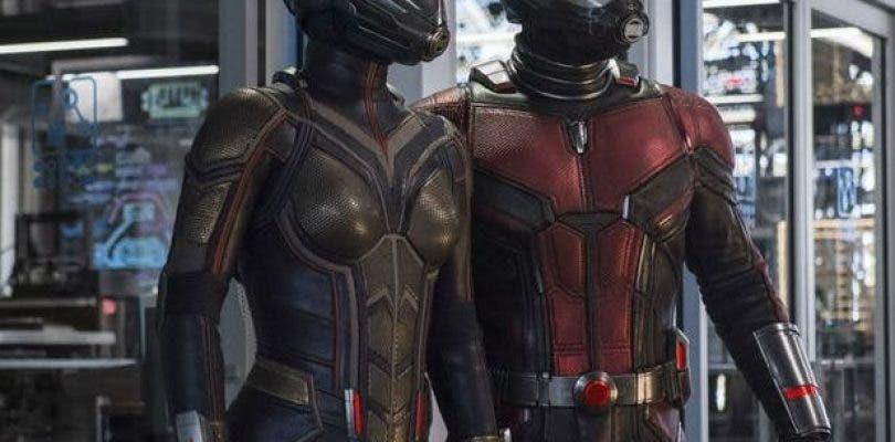 Ant-Man y la Avispa adelantará un mes su estreno en España