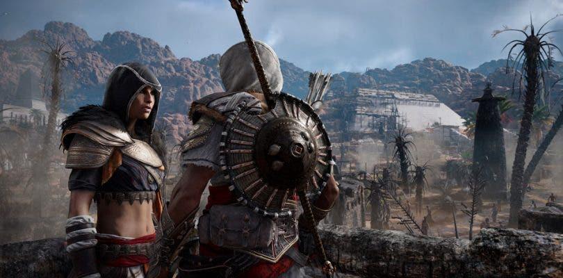 Assassin's Creed Origins Los Ocultos
