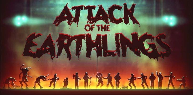 Attack of the Earthlings también llegará a Nintendo Switch en verano