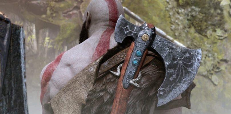 Recrean el hacha de Kratos de la nueva entrega de God of War