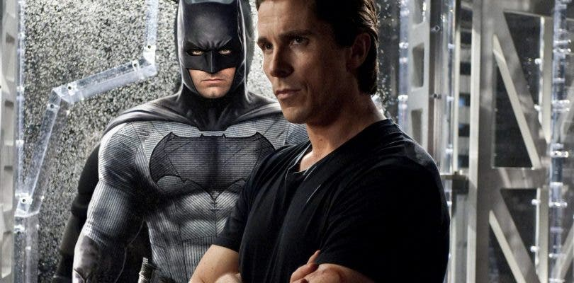 Christian Bale todavía no ha visto el Batman de Ben Affleck