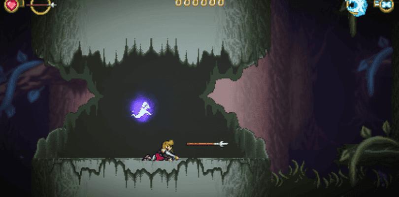Battle Princess Madelyn se luce en un nuevo gameplay