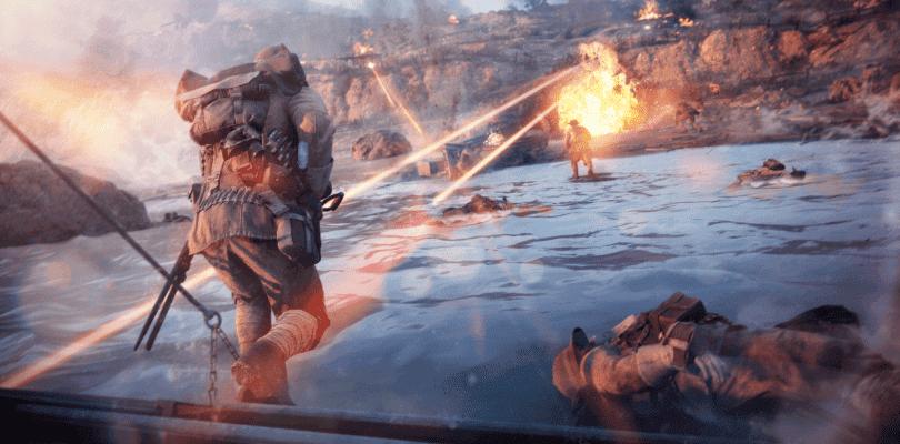 Battlefield 1 recibirá una gran actualización en el balance de armas el día 30 enero