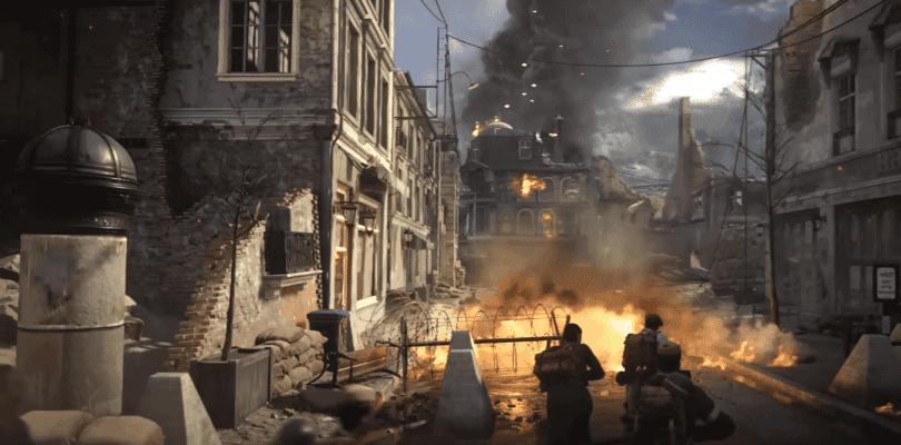 Tráiler oficial del primer DLC de Call of Duty: WWII, La Resistencia