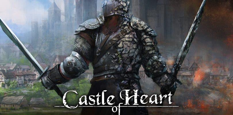 Se anuncia Castle of Heart, una nueva exclusividad para Nintendo Switch
