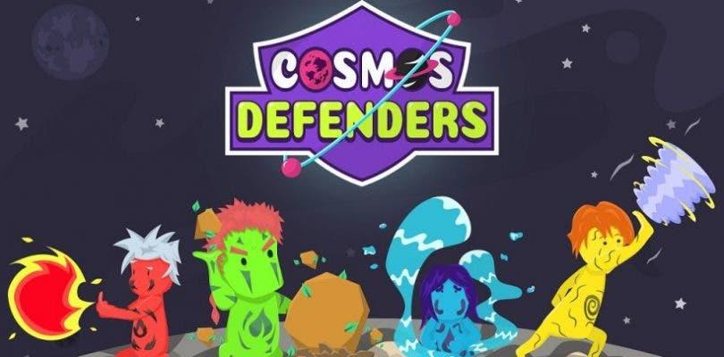 Cosmos Defenders llegará a Nintendo Swtich a lo largo de 2018
