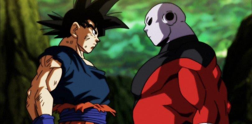 Goku y Jiren enfrentados en nuevas imágenes del episodio 122 de Dragon Ball Super