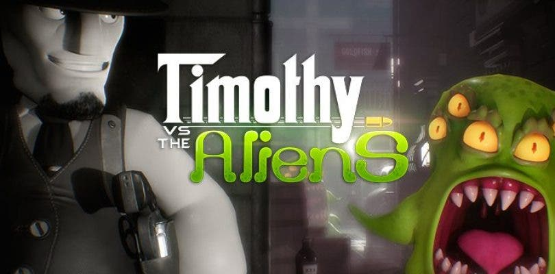 El indie español Timothy vs the Aliens llega hoy a PlayStation 4