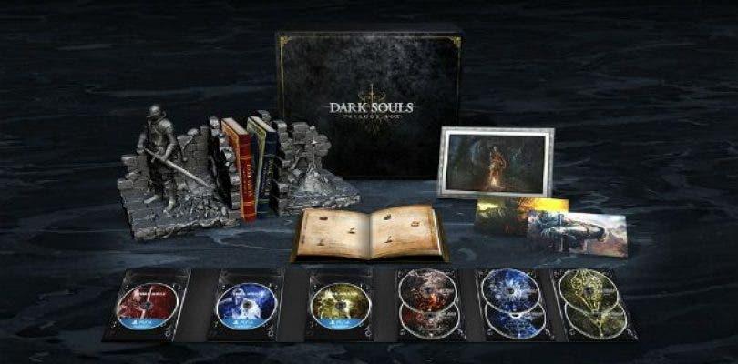 Dark Souls Trilogy Box llegará de forma exclusiva a PlayStation 4