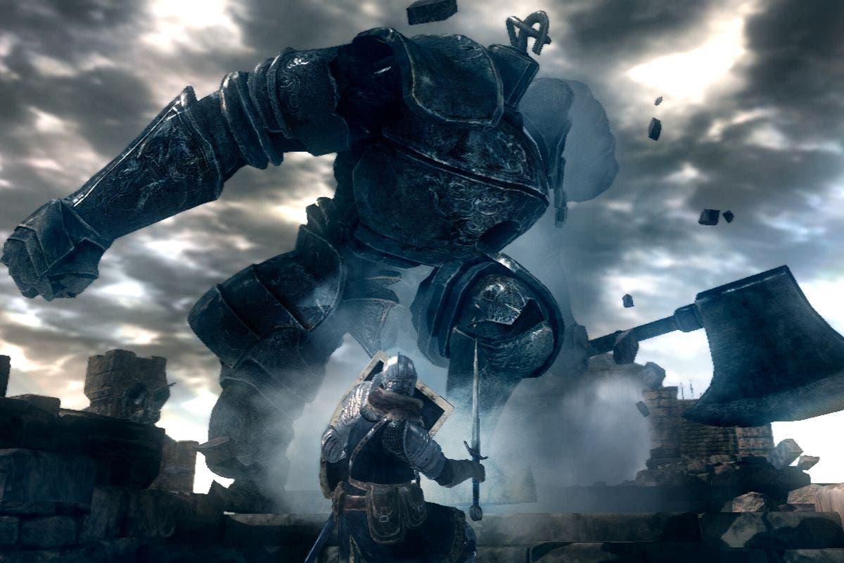 Imagen de En desarrollo un nuevo mod de Dark Souls inspirado en Breath of the Wild
