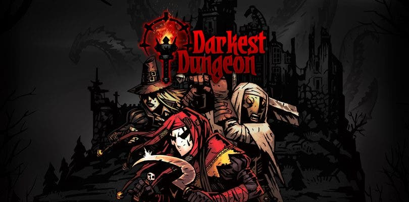 Darkest Dungeon llegará finalmente en físico a Playstation 4 y Switch