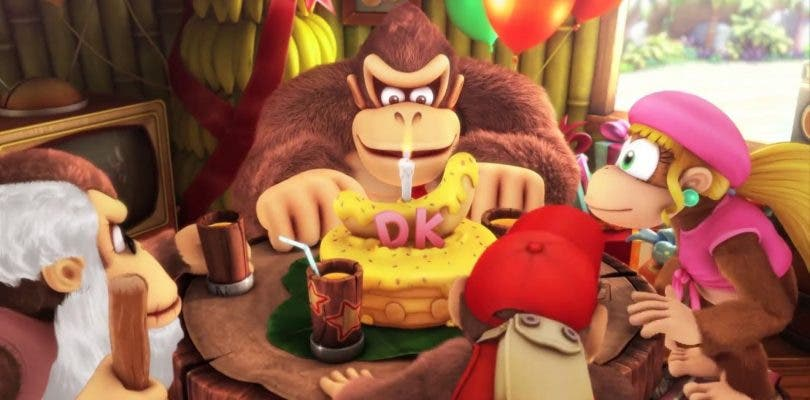 Donkey Kong Country: Tropical Freeze muestra en vídeo a Diddy, Dixie y Cranky
