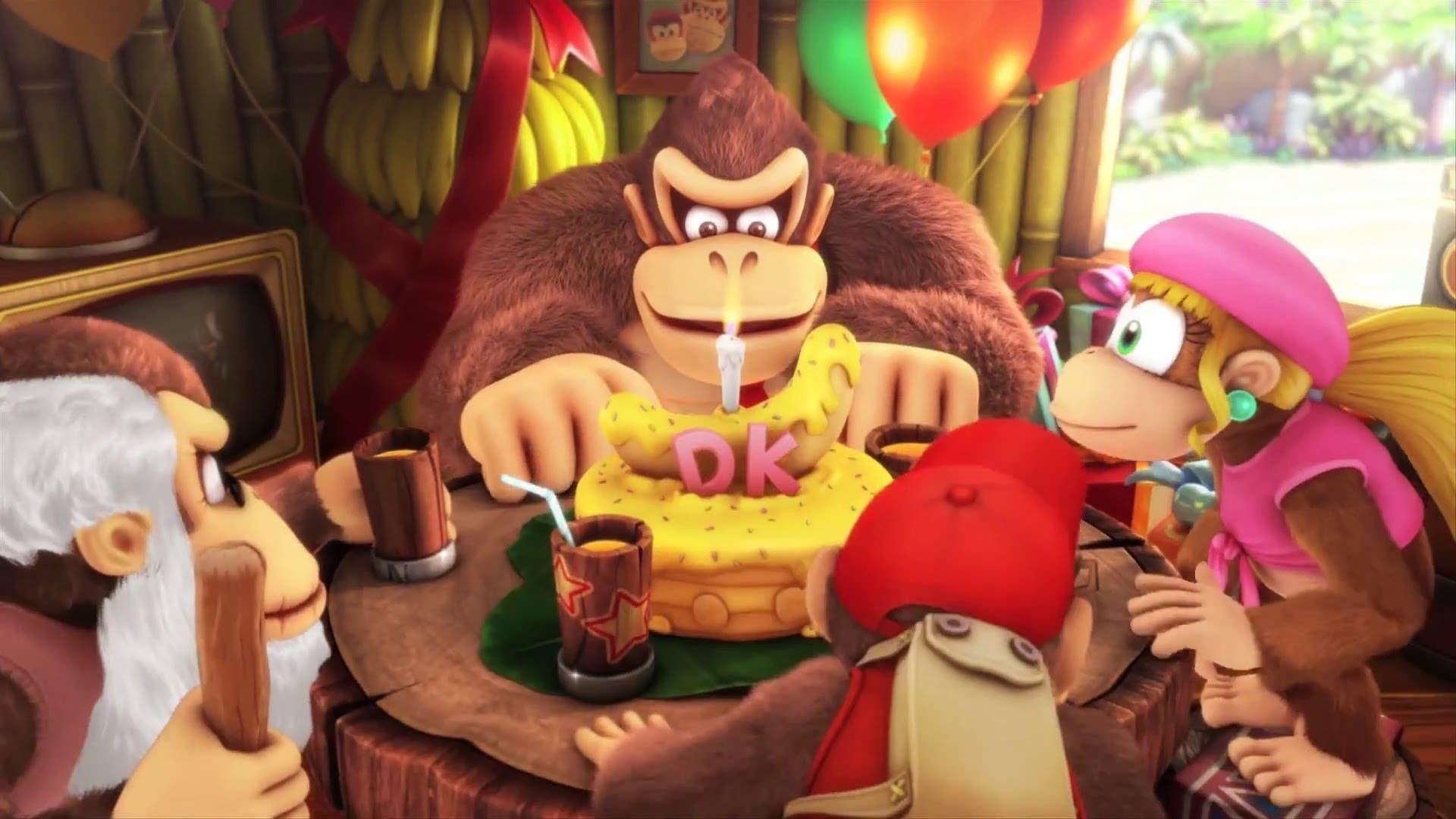 Imagen de Llega la actualización 1.0.2 para Donkey Kong Country: Tropical Freeze