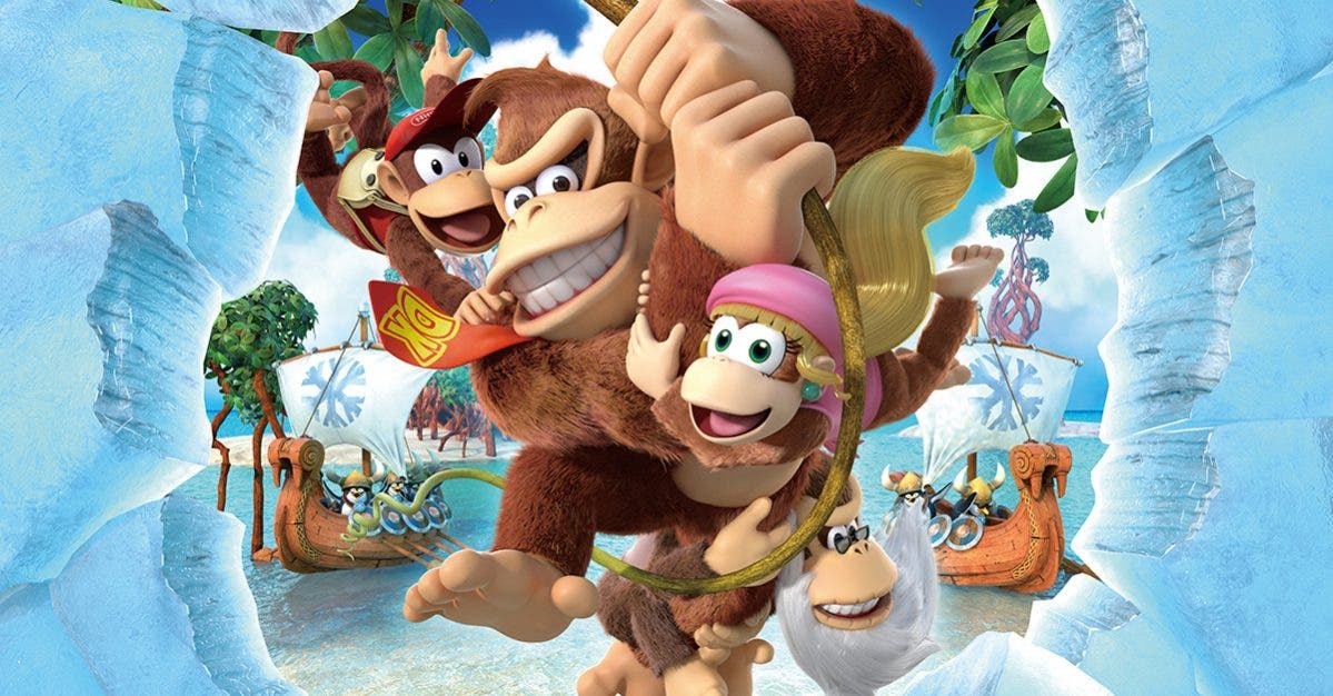 Imagen de Comparativa de Donkey Kong Country: Tropical Freeze en Switch y WiiU