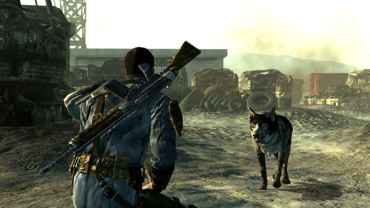 Un mod permitirá disfrutar de Fallout 3 con los gráficos de Fallout 4