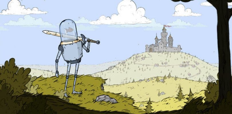 Feudal Alloy, un nuevo metroidvania, es anunciado para consolas y PC