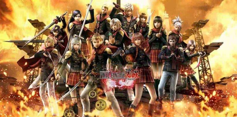 Final Fantasy Awakening sorprende con un nuevo tráiler
