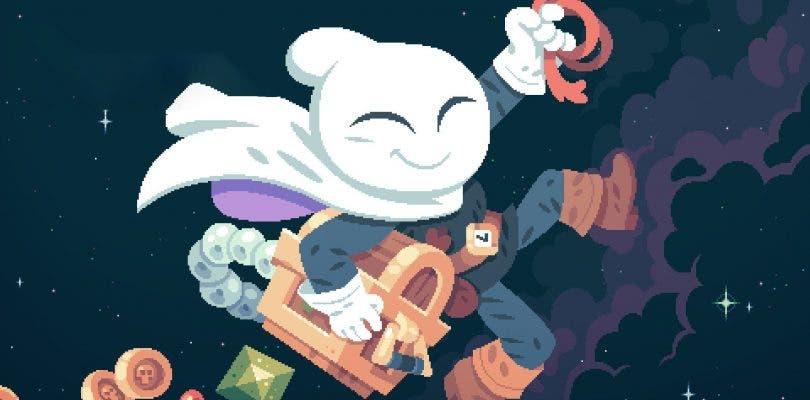 Flinthook llegará a Nintendo Switch la próxima semana