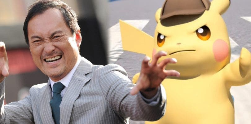 Ken Watanabe se une al reparto de Detective Pikachu
