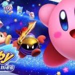 Un nuevo tráiler de Kirby Star Allies muestra los ocho personajes que tendrá el título