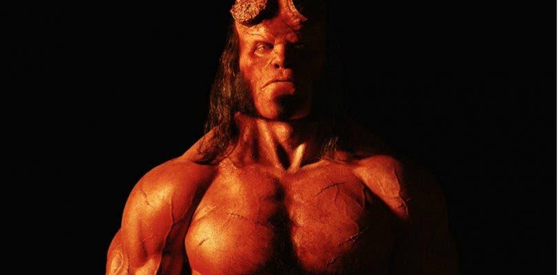 David Harbour asegura que Hellboy ha sido el rodaje más duro de su vida