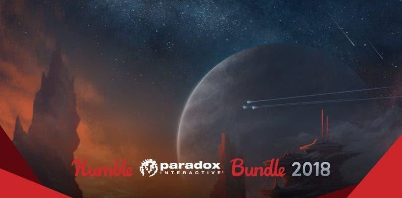 Títulos de Paradox Interactive protagonizan el nuevo Humble Bundle
