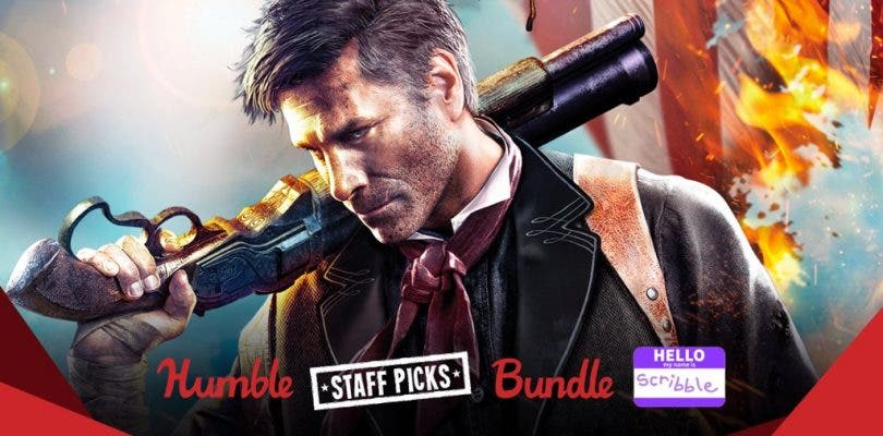 Humble Bundle comienza el año con un popurrí de juegos