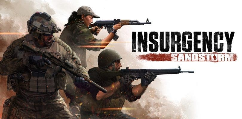 Focus Home Interactive fecha Insurgency: Sandstorm para finales del mes que viene