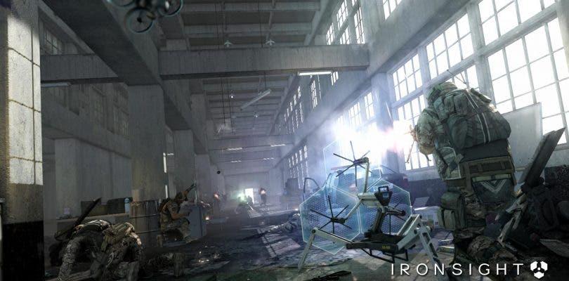 Ironsight comenzará su fase beta el próximo mes