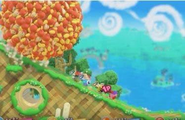 Se publican nuevos comerciales japoneses de Kirby Star Allies