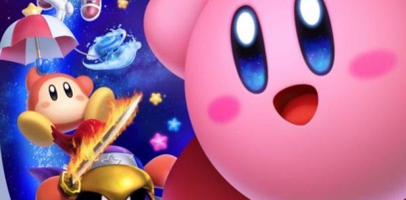 Nintendo publica el tráiler de la demo de Kirby Star Allies