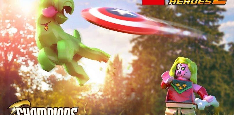 LEGO Marvel Super Heroes 2 recibirá un DLC con nuevos personajes