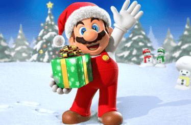 Super Mario Oddyssey