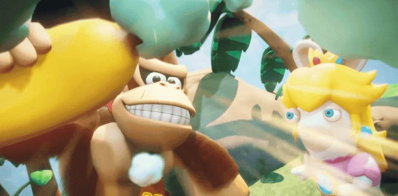 Ubisoft cuenta algunos detalles sobre Donkey Kong en Mario+ Rabidds