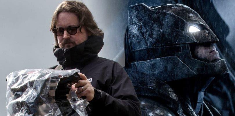 Matt Reeves ya está escribiendo el guion de The Batman