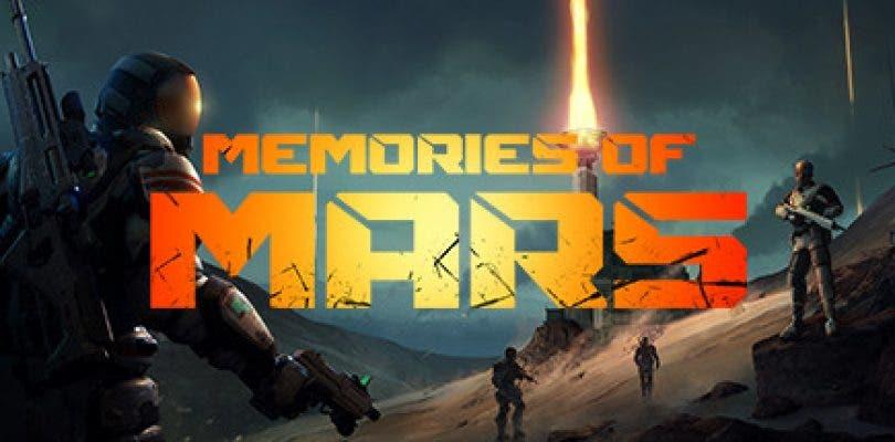 Memories of Mars 3