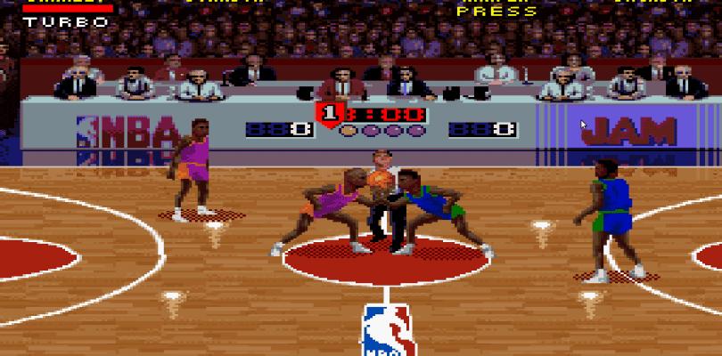 NBA Jam podría volver este año por su 25 aniversario