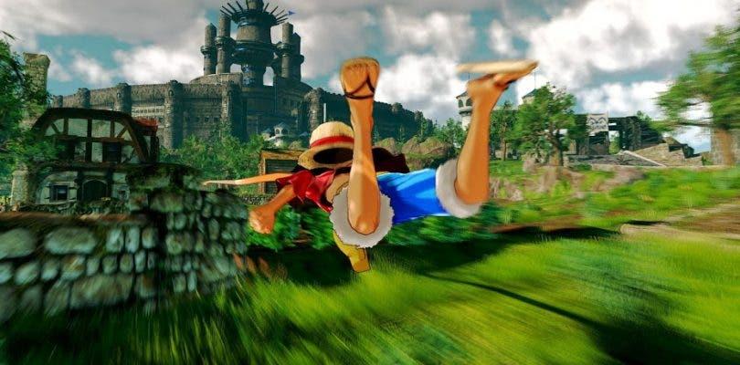 One Piece: World Seeker se deja ver en nuevas imágenes