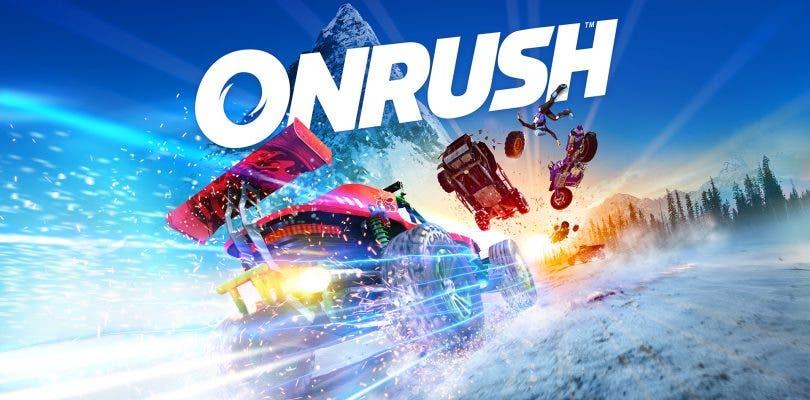 Disfruta gratuitamente de ONRUSH en PS4 durante este fin de semana