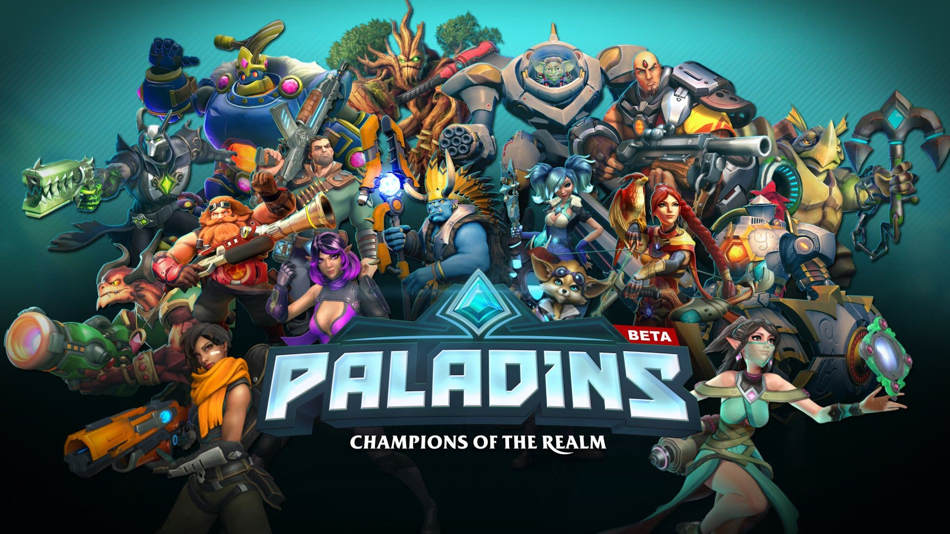 Imagen de Análisis Paladins: Champions of the Realm
