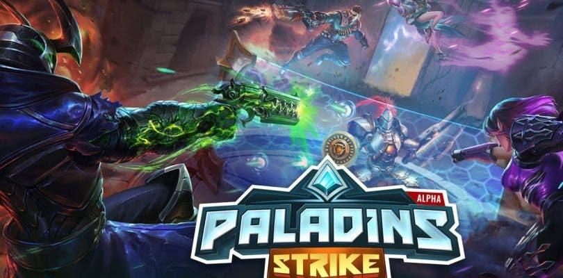 Se ha publicado un nuevo teaser tráiler de Paladins Strike