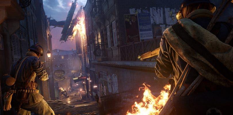 EA regala el mapa multijugador de Toma de Tahure en Battlefield 1