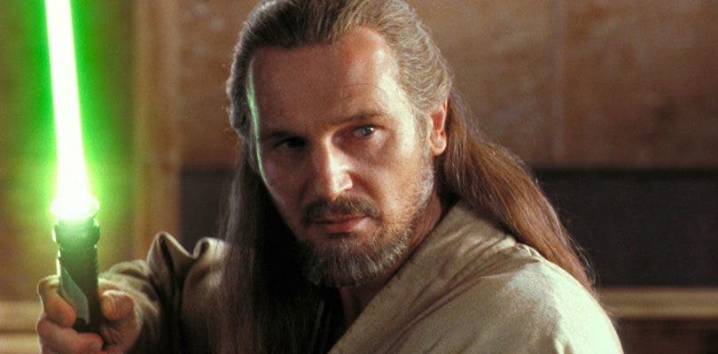 Liam Neeson está abierto a volver como Qui-Gon en futuras entregas de Star Wars
