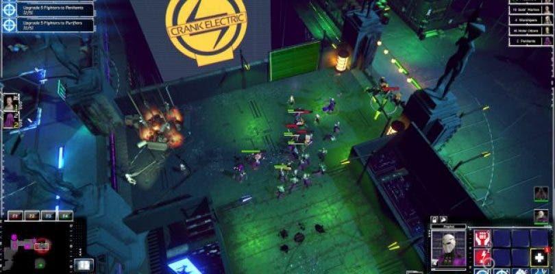 1C Company ha anunciado Re-Legion, un RTS de índole cyberpunk