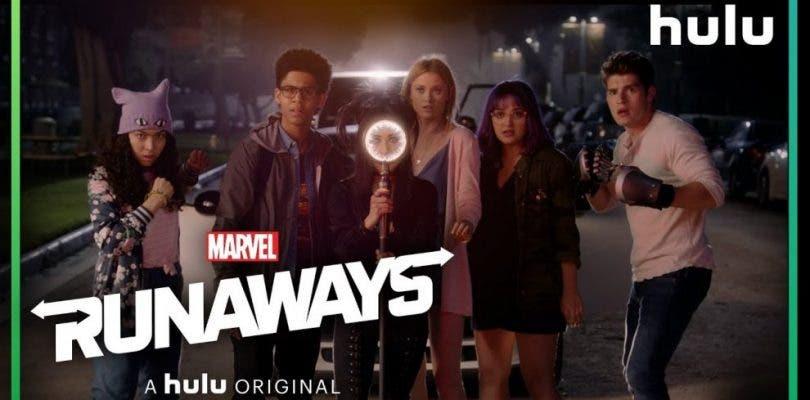 Hulu renueva Runaways para una segunda temporada