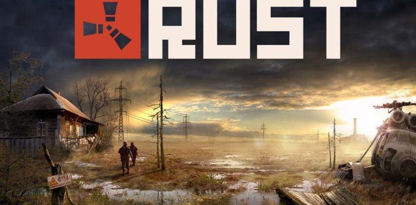 Rust saldrá del Early Access de Steam sin estar finalizado