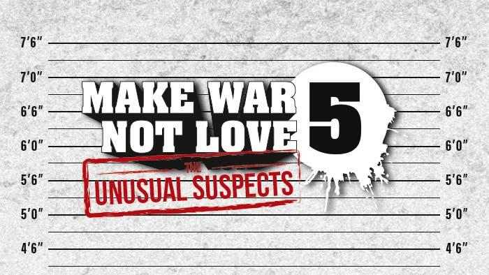 Imagen de SEGA hace oficial el quinto evento Make War Not Love