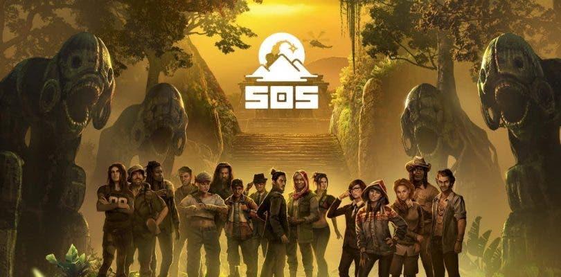 El multijugador de supervivencia SOS llegará al Early Access este mes